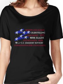 Equality in America Women's Relaxed Fit T-Shirt