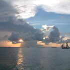 Key West Sunset by Cayobo