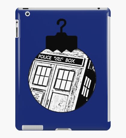 Doctor Who Ornament iPad Case/Skin