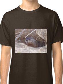 Mama Groundhog Classic T-Shirt