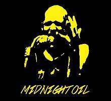 Midnight Oil - Version 1 by ChloeJade
