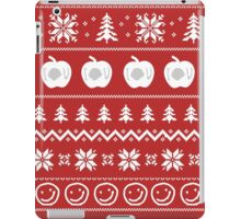 Sherlock Ugly Christmas Sweater iPad Case/Skin