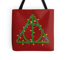 A Very Harry Christmas Tote Bag