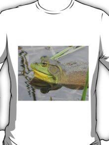 Bull Frog Reflection T-Shirt