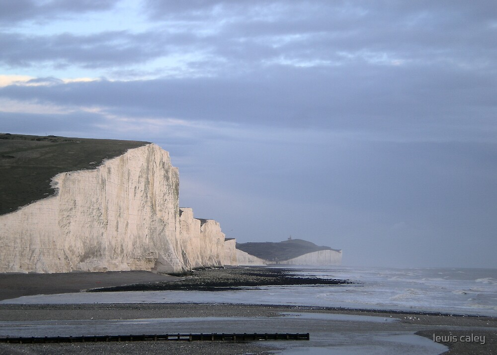 Seven Sisters at their best by lewis caley