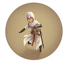 Assassins Creed Altair by Solbessx