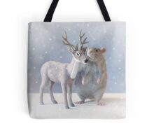 Winter time Tote Bag