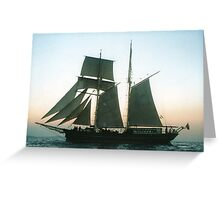 Solway Lass Greeting Card