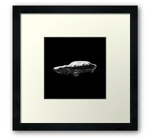 Car1 Framed Print
