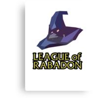 League of Rabadon Canvas Print