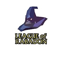 League of Rabadon Photographic Print
