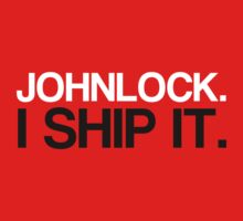 Johnlock. I ship it. by ohsotorix3