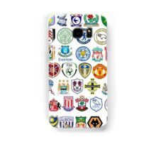 Football teams Samsung Galaxy Case/Skin