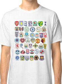 Football teams Classic T-Shirt