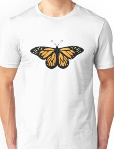Colored butterfy 6 Unisex T-Shirt