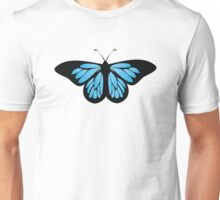 Colored butterfy 7 Unisex T-Shirt