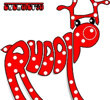 Spotty Rudolph  by Philip Thompson