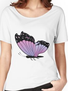 Colorful Butterfly 2 Women's Relaxed Fit T-Shirt