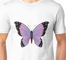 Colorful Butterfly 3 Unisex T-Shirt