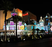 """The Strip"" at 3 AM by bertspix"