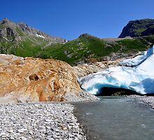 Glacier Made by Dan Bronish