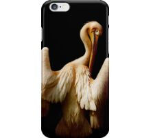 The pelican iPhone Case/Skin