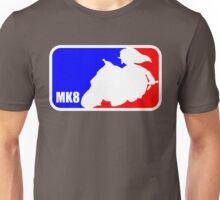 Mario Kart 8 Link on the Mastercycle [sport logo] Unisex T-Shirt