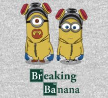Breaking Banana by NinoMelon