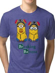 Breaking Banana Tri-blend T-Shirt