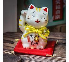 Maneki Neko #5 Photographic Print