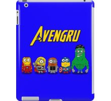 THE AVENGRU iPad Case/Skin