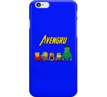 THE AVENGRU iPhone Case/Skin