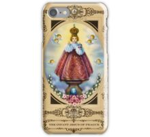 The Infant Jesus of Prague iPhone Case/Skin