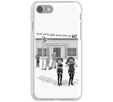 Girls School iPhone Case/Skin