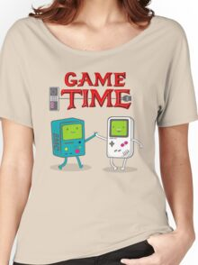 Game Time Women's Relaxed Fit T-Shirt