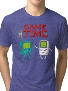 Game Time Tri-blend T-Shirt
