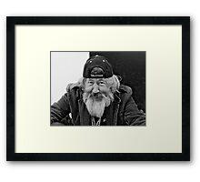 Yankees Fan Framed Print