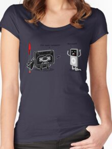 I´m your father!!! Women's Fitted Scoop T-Shirt