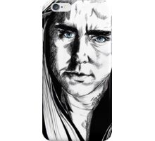 Lee Pace, mesmerizing Thranduil iPhone Case/Skin
