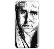Lee Pace, mesmerizing Thranduil iPhone Case/Skin