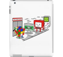 Employment office iPad Case/Skin