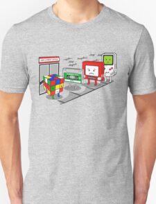 Employment office Unisex T-Shirt