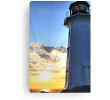 Lighthouse - Peggy Cove Canvas Print