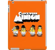 Clock Work Minion iPad Case/Skin