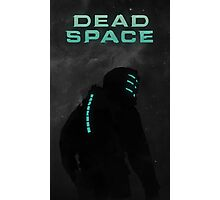Dead Space - Minimalistic Style Art Work Photographic Print