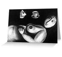 Midnight Munchies Greeting Card
