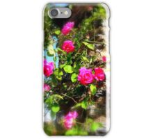 Rose Bower iPhone Case/Skin