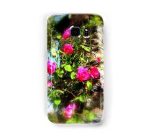 Rose Bower Samsung Galaxy Case/Skin