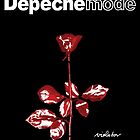 Depeche Mode : Violator Paint CD -With Name- by Luc Lambert