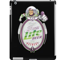Buzz Lite Beer iPad Case/Skin